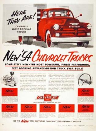 090423 classic 1954 chevrolet