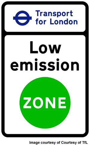 1 low emission zone