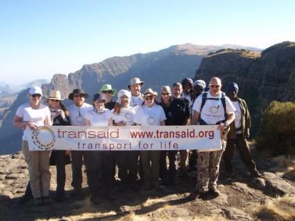 167 Transaid Trek Team jpg1 427x320