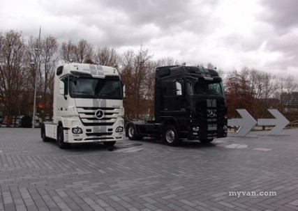 Actros BW Liner 427x303