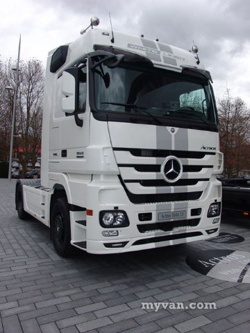 Actros W Liner