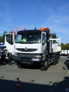 Allison Transmission Renault Kerax 2 240x320