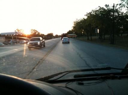 Amishtrucker Cedar Creek Texas 1 427x320