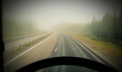 Bergmanman On Way To Hudiksvall 1 427x253