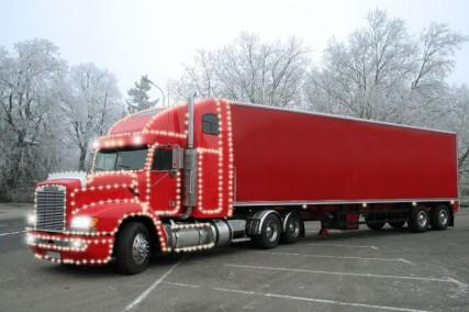 Christmas Truck1 427x2841