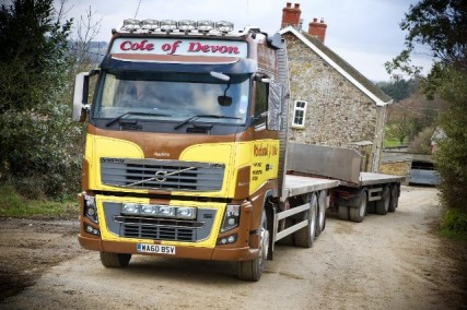 Cole of Devon Volvo FH16 1 427x284