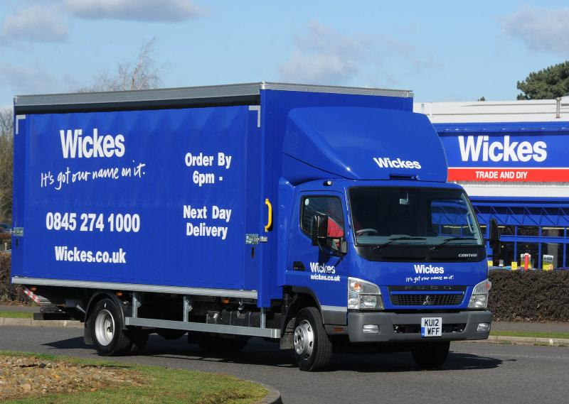 tachoblog bevan group builds efficiency for wickes. Black Bedroom Furniture Sets. Home Design Ideas