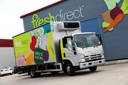 Isuzu Fresh Direct