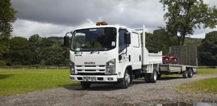 Isuzu Truck Van Excellence 427x209