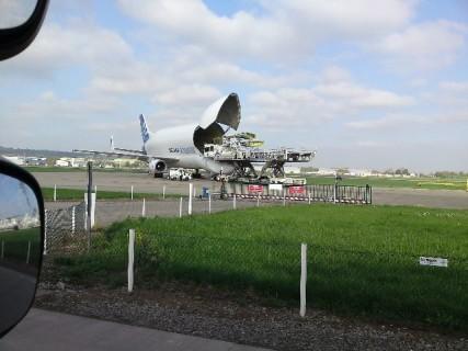 Niall Yeldham Airbus Beluga Hawarden 3 427x320