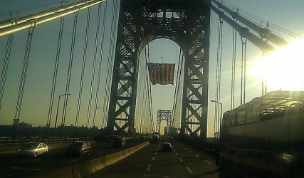 Surfingtrucker George Washington Bridge 1 427x250
