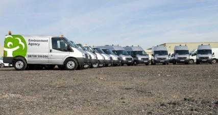 The Ashwoods Hybrid Transit fleet for the Environment Agency2 427x225