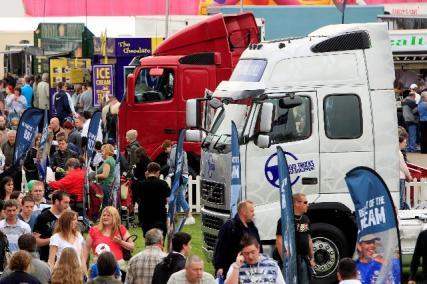 Truckfest Overview 1