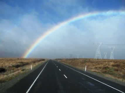 Vic H Desert Rd New Zealand Rainbow 1 427x320