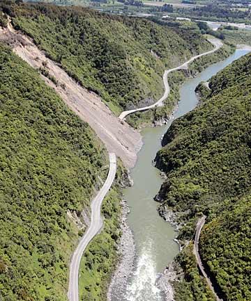 Vic H Manawatu Gorge 1