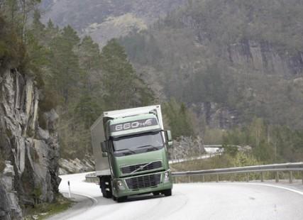 Volvo Truck Hill Climb 427x310